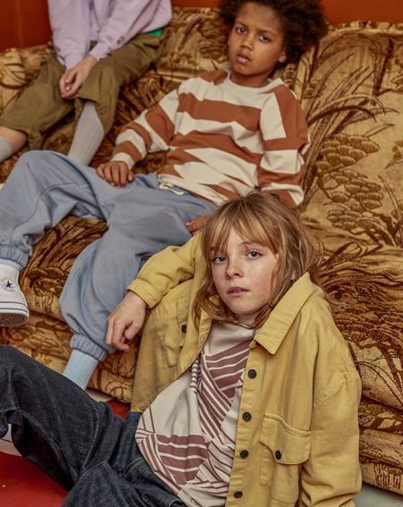 Kids Main Story Pocket Shirt