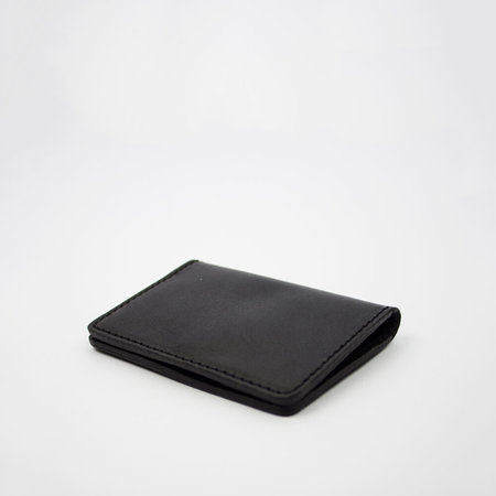 Leather Crown Le Bas Bifold Card Holder