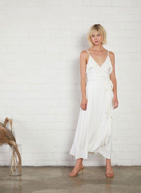 Rachel Pally Mid-Length Lita Dress - White
