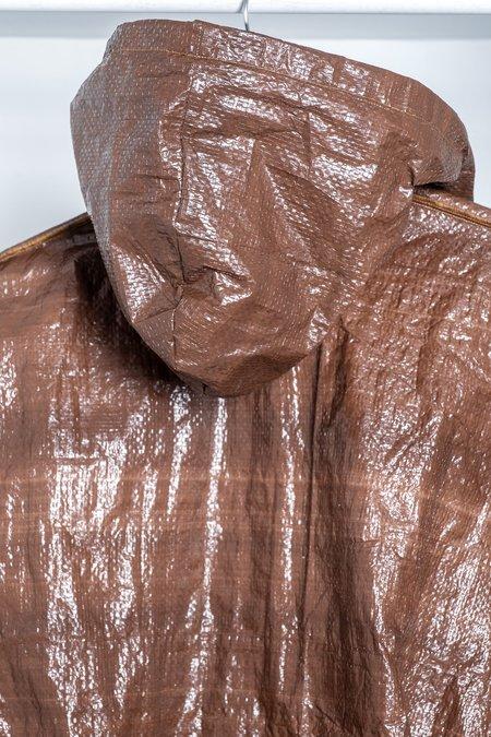 Unisex Ashley Rowe Tyvek Rain Coat