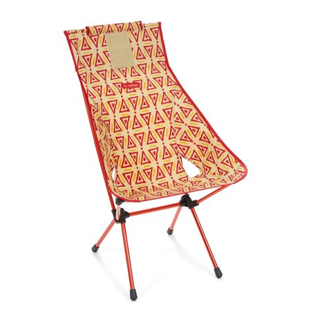 Helinox Sunset Chair - Triangle Red