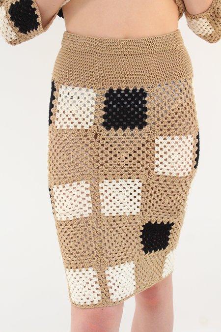 Licky Boy Viridiana Skirt - Flan