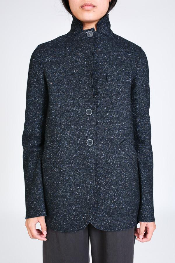 Harris Wharf London Outdoor jacket in dark blue