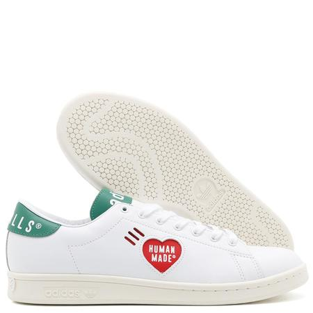 adidas by Human Made Stan Smith - White/Green