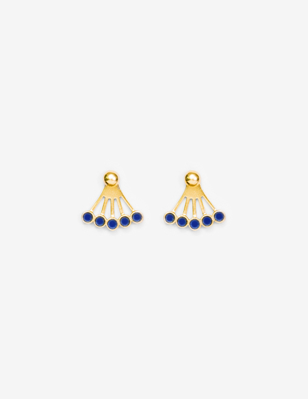 A Peace Treaty Skandaza Earrings