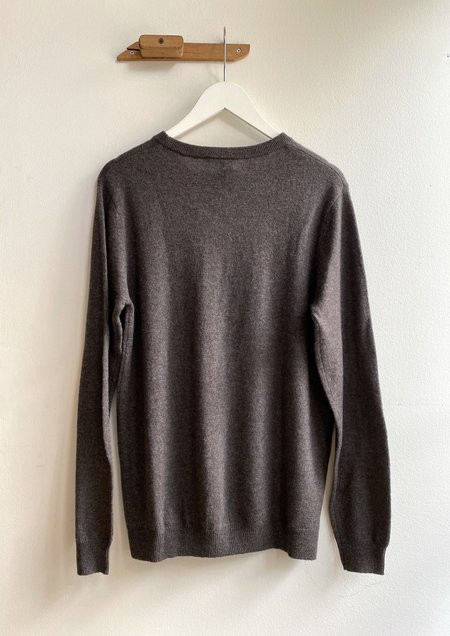 Autumn Cashmere Sweater in Cashmere - Umber