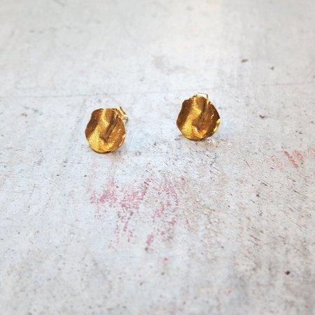 Takara Ra earrings - 14K Gold Plated
