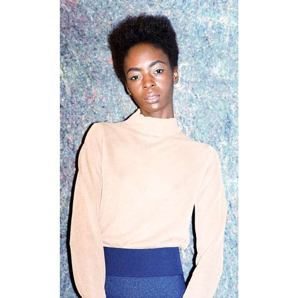 Pari Desai Metallic Sweater