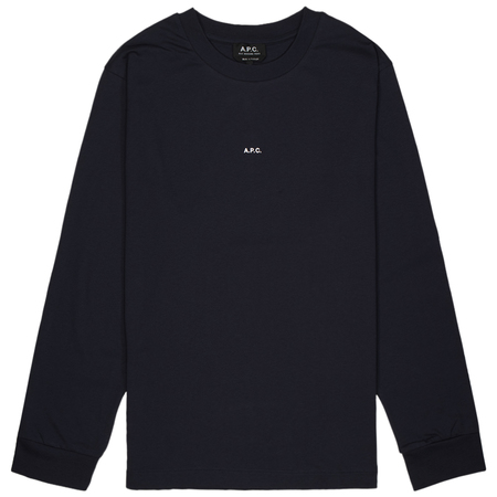 A.P.C. Chris T-shirt - Dark Navy