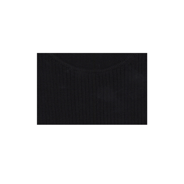Pari Desai Leila Sweater Shell - Black
