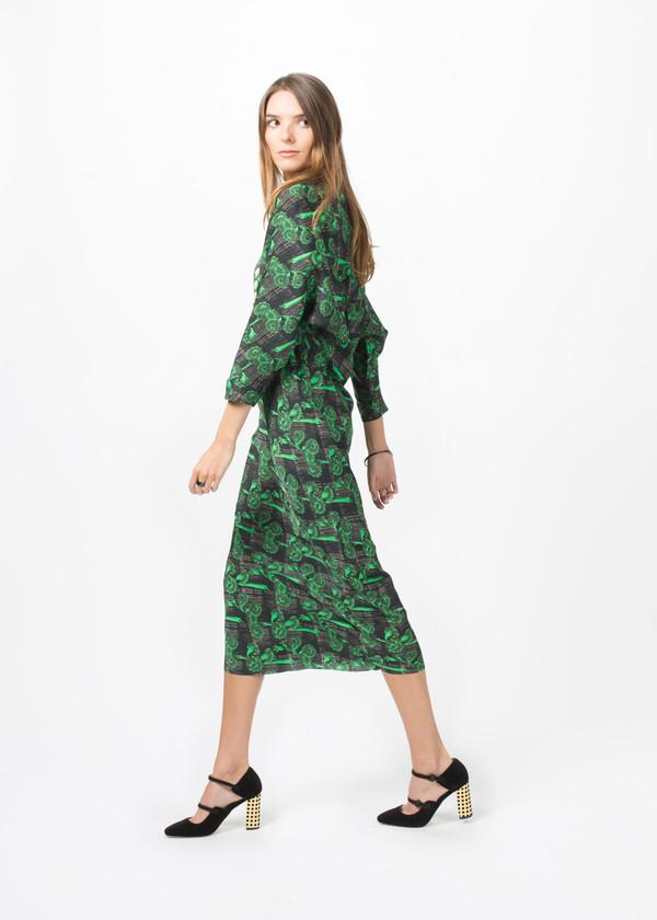A Détacher Birdie Dress