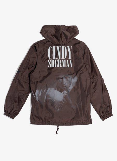 UNDERCOVER Cindy Sherman Blouson - Dark Brown