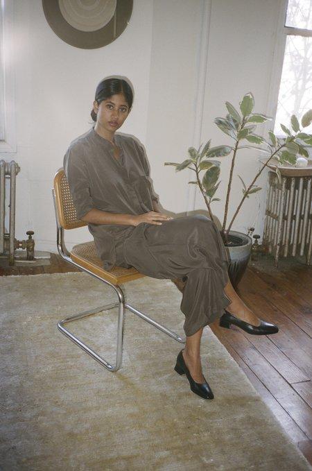 Vincetta Slate Silk - Willow