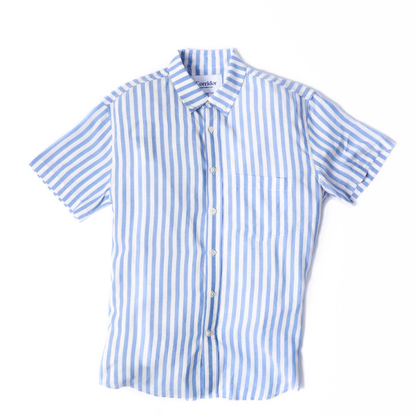 Corridor Short Sleeve Button Down