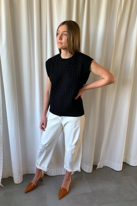 Rachel Comey Datura Top - Black