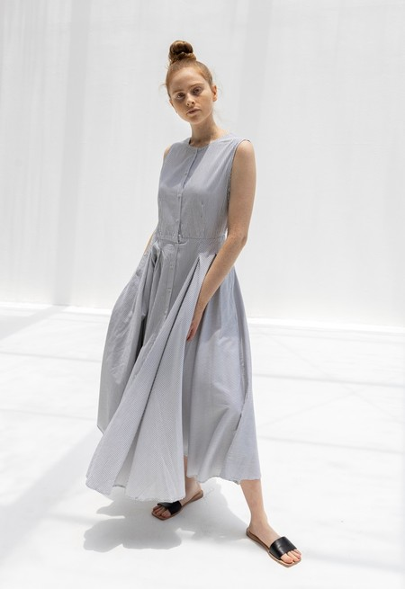 Kowtow Reflect Dress - Stripe