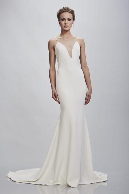 Theia Bruna Gown