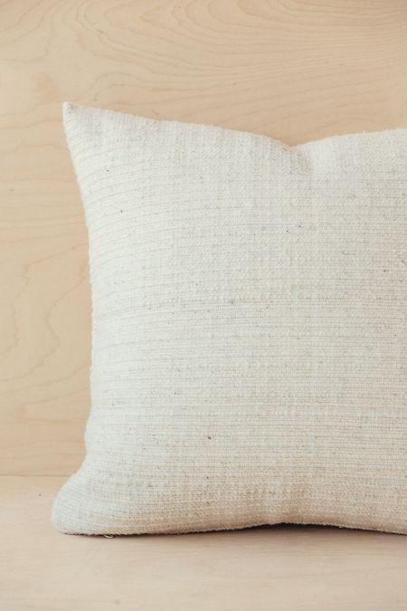 Territory Nueva Pillow - Cream