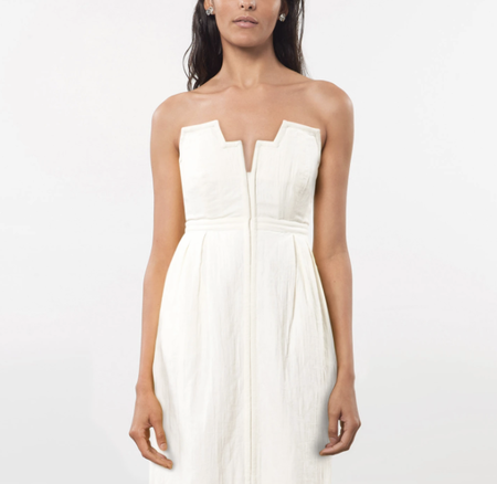 Mara Hoffman Aurelia Dress - Ivory