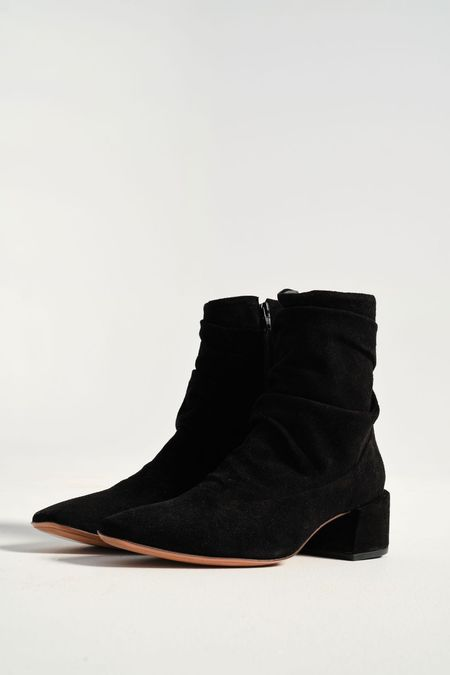Mari Giudicelli Dune Boot - Black