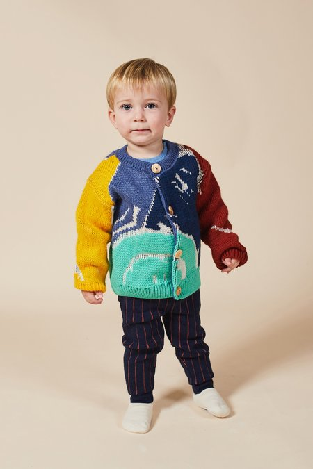 Kids Bobo Choses Abstract Jumper