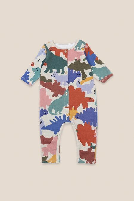 Kids Bobo Choses Dinos Fleece Onesie