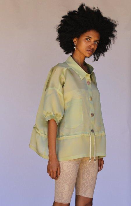 DÉSIRÉEKLEIN Silk Charity Jacket