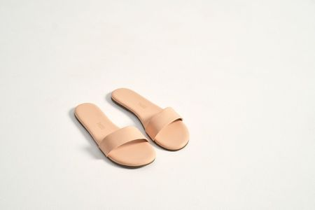 TKEES Alex Sandal - Rose Quartz
