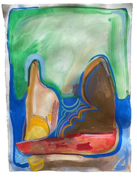 Naomi Clark River Painting Art