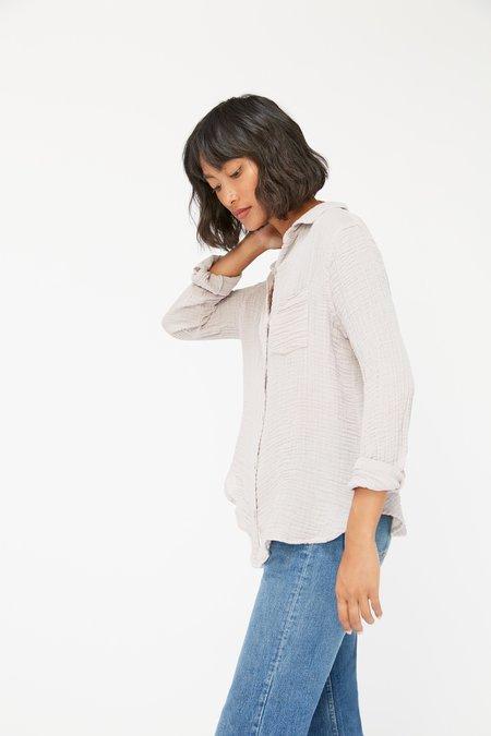 Lacausa Luxe Nash Button Up - Desert