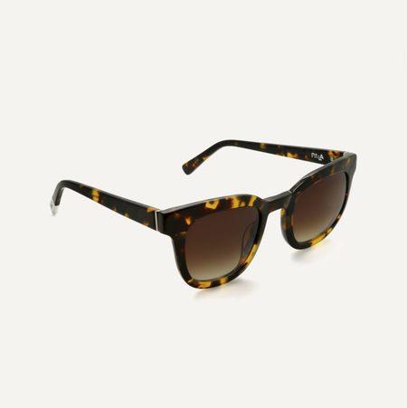 Unisex Pala Eyewear Biodegradable Pendo Sunglasses - Maple Tortoiseshell