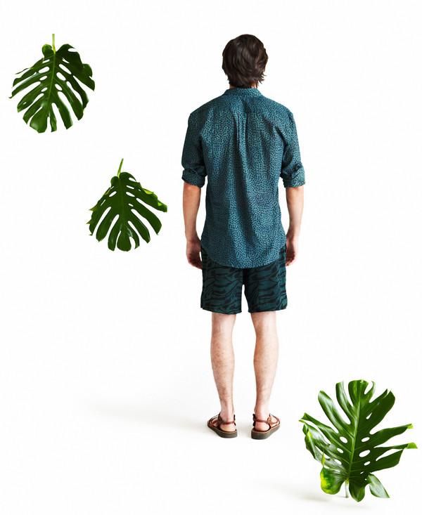 Men's Seek Collective Dean Shirt