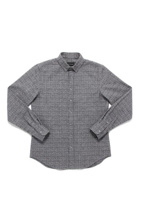 Outclass Static Slub Flannel | Grey