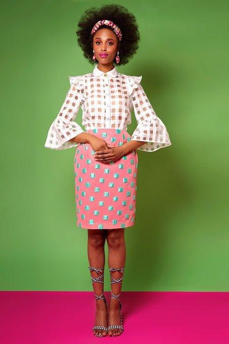 Autumn Adeigbo Sasha Skirt