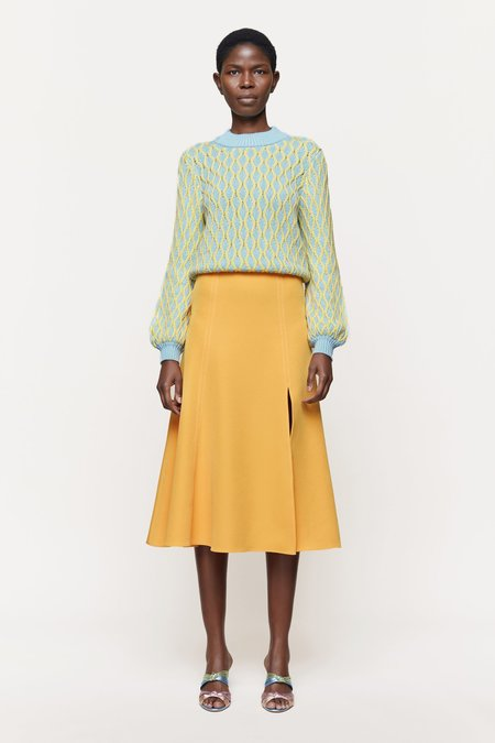 Stine Goya Jada Skirt - Orange