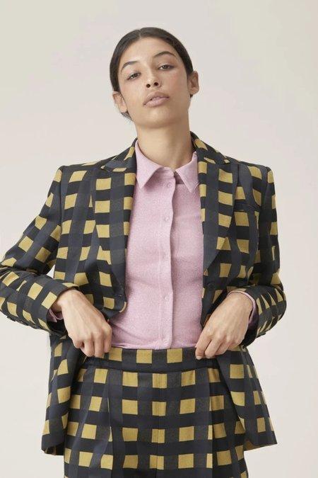 Stine Goya Vina Suit Jacket - Checks