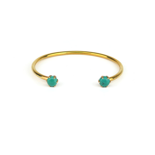 Claire Green Reservoir Cuff