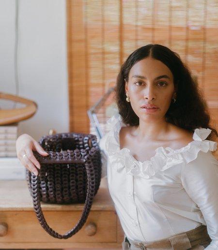 LOQ Gabi Shoulder Bag - Bombón