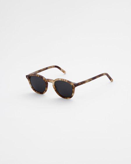 Unisex Monokel Gafas de sol Barstow - Marble Havana