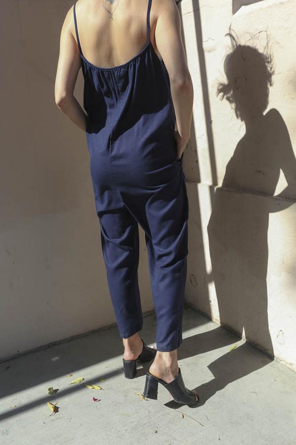 Lindsay Robinson Sol Jumpsuit in Midnight