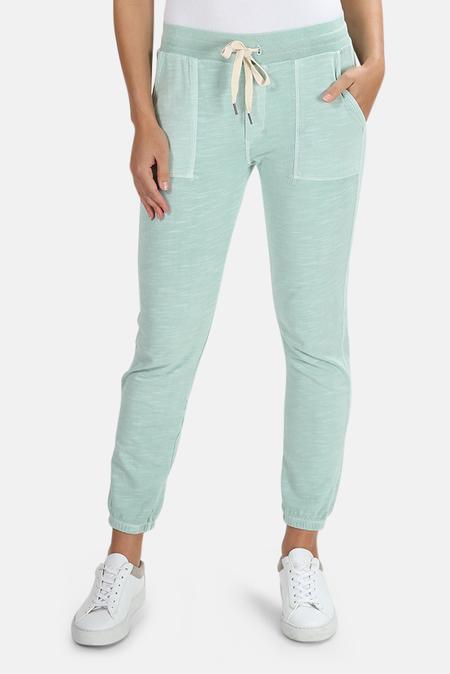 NSF Ozzie Pocket Sweatpants - Green Tea