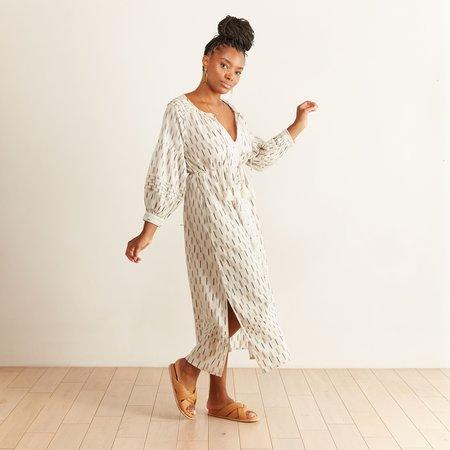 Cleobella June Midi Dress - Ikat