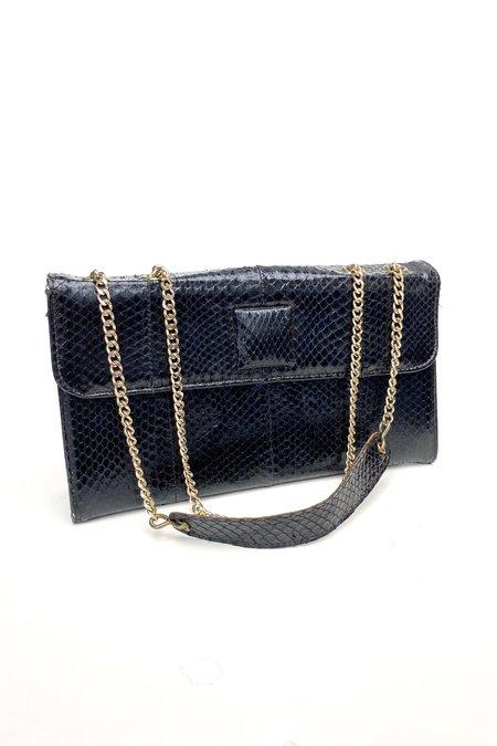 Vintage 1950's Single Flap Handbag