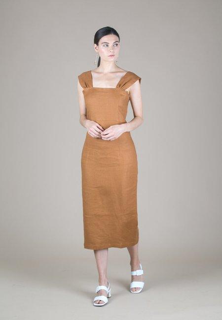 Rita Row Aphrodite Dress - Camel