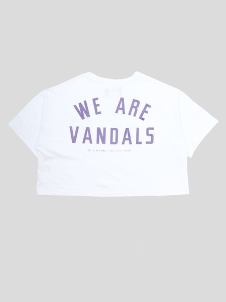 Pas De Mer We Are Vandals Tee