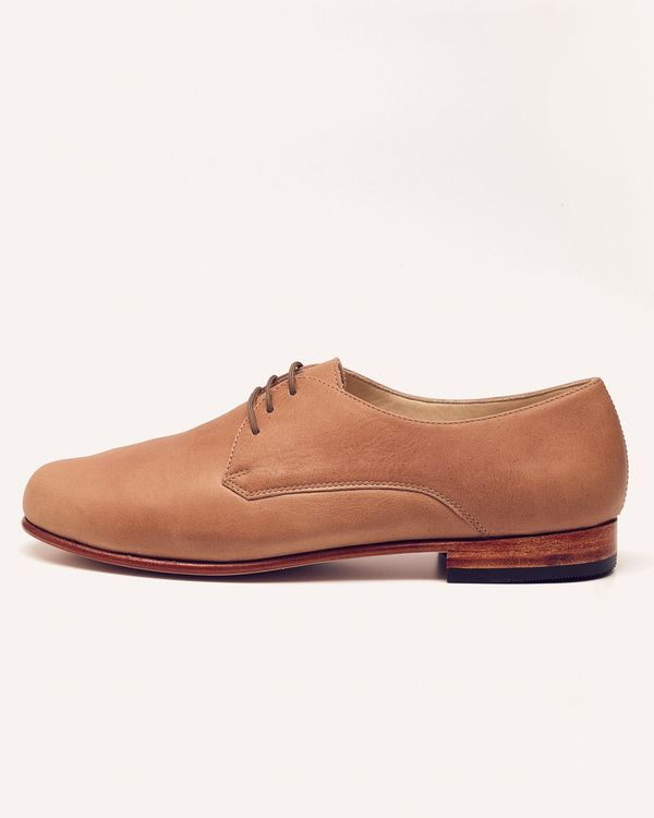 Nisolo Oliver Oxford Almond 5 for 5