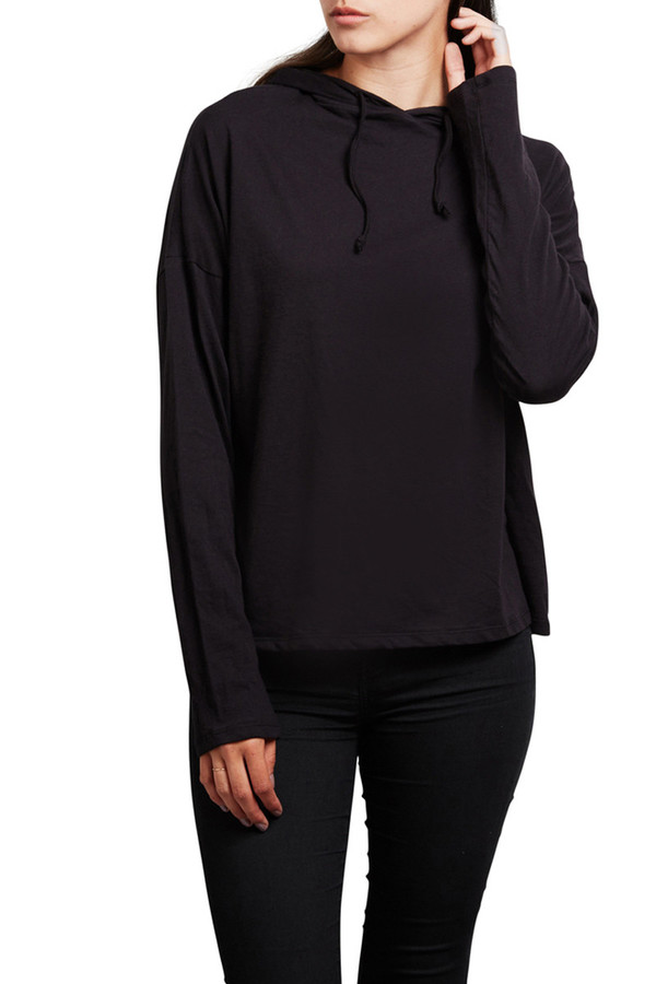Mainline Basics The Organic Cotton Hoodie You'll Always Reach For