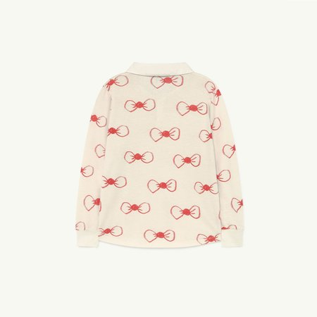Kids The Animals Observatory Eel Shirt - White Ties