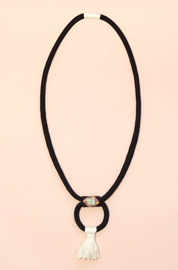 Gamma Folk No. 2 Necklace