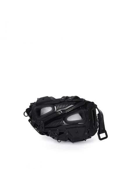 INNERRAUM I02 Crossbody Bag - Black